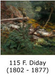115 F. Diday (1802 - 1877)