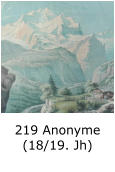 219 Anonyme (18/19. Jh)